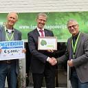 Zwolle wint Gemeentelijke Landschapsprijs 2016