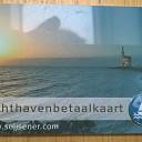 Gevonden: Jachthavenbetaalkaart