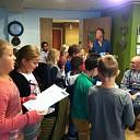 Leerlingen bezochten zorgcentrum Rosengaerde