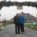 Rutger & Roelie Schiphorst 50 jaar getrouwd!