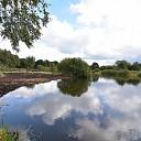Gemeente Dalfsen doet groot onderhoud aan vijvers.