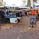 Henk op de markt