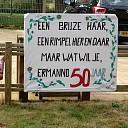 Ermanno 50 jaar