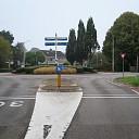 College B&W wil alvast aantal verbeteringen rotonde Kampmansweg Dalfsen doorvoeren