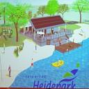Heidepark Lemelerveld een pracht zwemlocatie