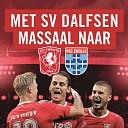 SV Dalfsen organiseert busreis naar FC Twente – PEC Zwolle