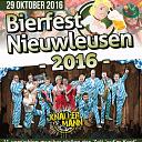 Lustrum voor Bierfest Nieuwleusen