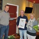 Henk Roddenhof benoemd tot erelid SV Dalfsen