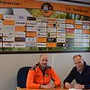 David Leeuw verlengt contract bij S.V. Nieuwleusen