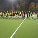 Trimhockeywedstrijd Dalfsen- Salland uit Raalte