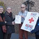 Rode-Kruis schenkt € 1000 aan Hospice Dalfsen