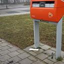 Nog een brievenbus niet vuurwerkbestendig