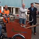 Nieuw vervoersmiddel wijkteams gemeente Dalfsen