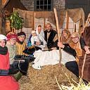 De A. Baron van Dedemschool viert kerst