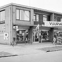 Vuurwerk verkoop jaren 80 Nieuwleusen.