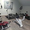 Fitness in Hoonhorst is een feit
