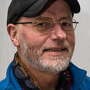 Man met hoofddeksel:  Albert Klevringa