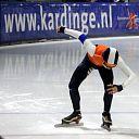 Loek van Vilsteren schaatst top 10 binnen