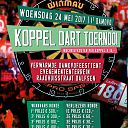 Damovo Koppeldart toernooi