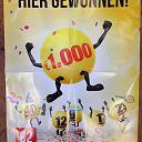 Primera Jansen feliciteert winnaar