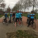 Toerclub weer van start met beginnende fietsers