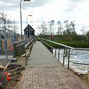 Verbreding voetbrug Vechterweerd