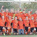 S.V. Nieuwleusen JO17-1(B1) kampioen