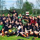 VIDEO | SV Dalfsen viert kampioensfeest in Holten