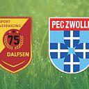 Clinic voor jeugdleden voorafgaand aan SV Dalfsen – PEC Zwolle