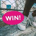 Vraag #3 – Win hardloopschoenen