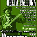Delta Calluna Cigar box guitar festival