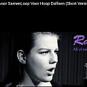 Rachel zingt voor SLVH Dalfsen