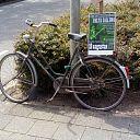 Delta calluna promo fiets ontvreemd