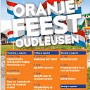 Voorbereidingen Oranjefeest Oudleusen in volle gang