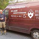 40 jaar dienstverband Wim Heijman bij Van der Horst Bongers