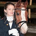 Ilona van Leussen Overijsels kampioen