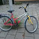 Gevonden fiets