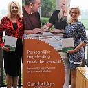 Succesvolle opening Cambridge Weight Plan Dalfsen