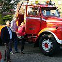 Reünie transportbedrijf Lindeboom