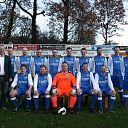 Nieuwe kleding voetbalelftal Hoonhorst 2