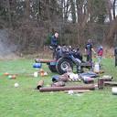 Ook in Hoonhorst wordt volop geschoten