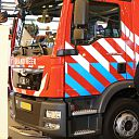 Zeer grote brand: Dalfsen mocht ook uitrukken naar Zwolle