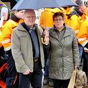 Jan en Jannie Pekkeriet 50 jaar getrouwd