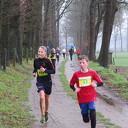 Ook de 2,5 km en de 5 km zijn vanmiddag van start