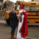 Sint bezoekt cbs Sjaloom