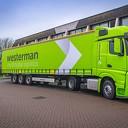 Nieuwe vrachtwagens en nieuwe huisstijl Westerman