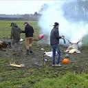 Carbid schieten regio Dalfsen (Video)