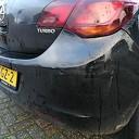 Schade aan geparkeerde auto