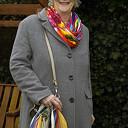Vrouw met tas: Margreet Colenbrander