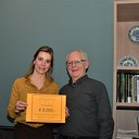 Steunstichting Imminkhoeve overhandigt cheque